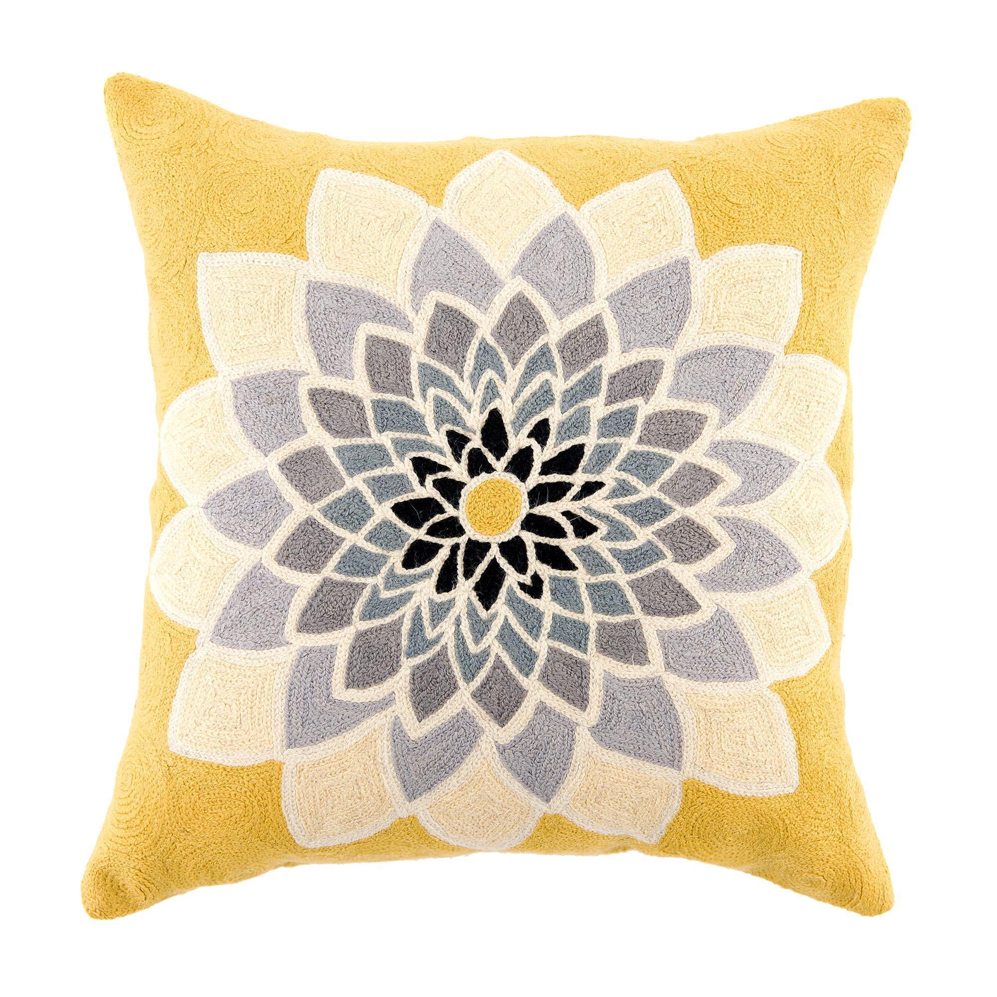 Flowering Cushion