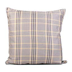 Glenshire Checked Cushion