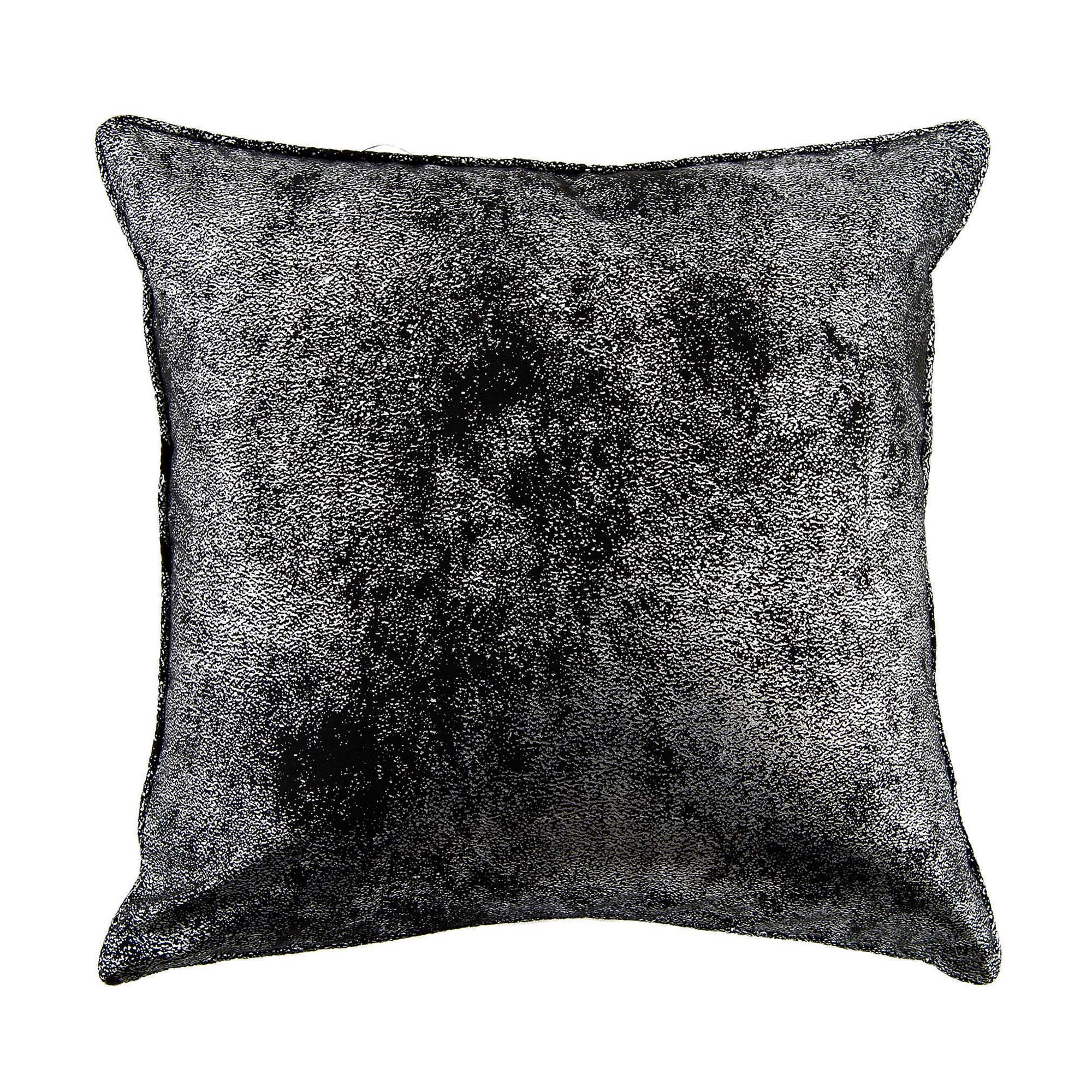 Metallic Print Cushion