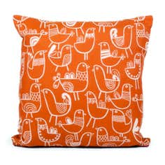 Migration Birds Cushion