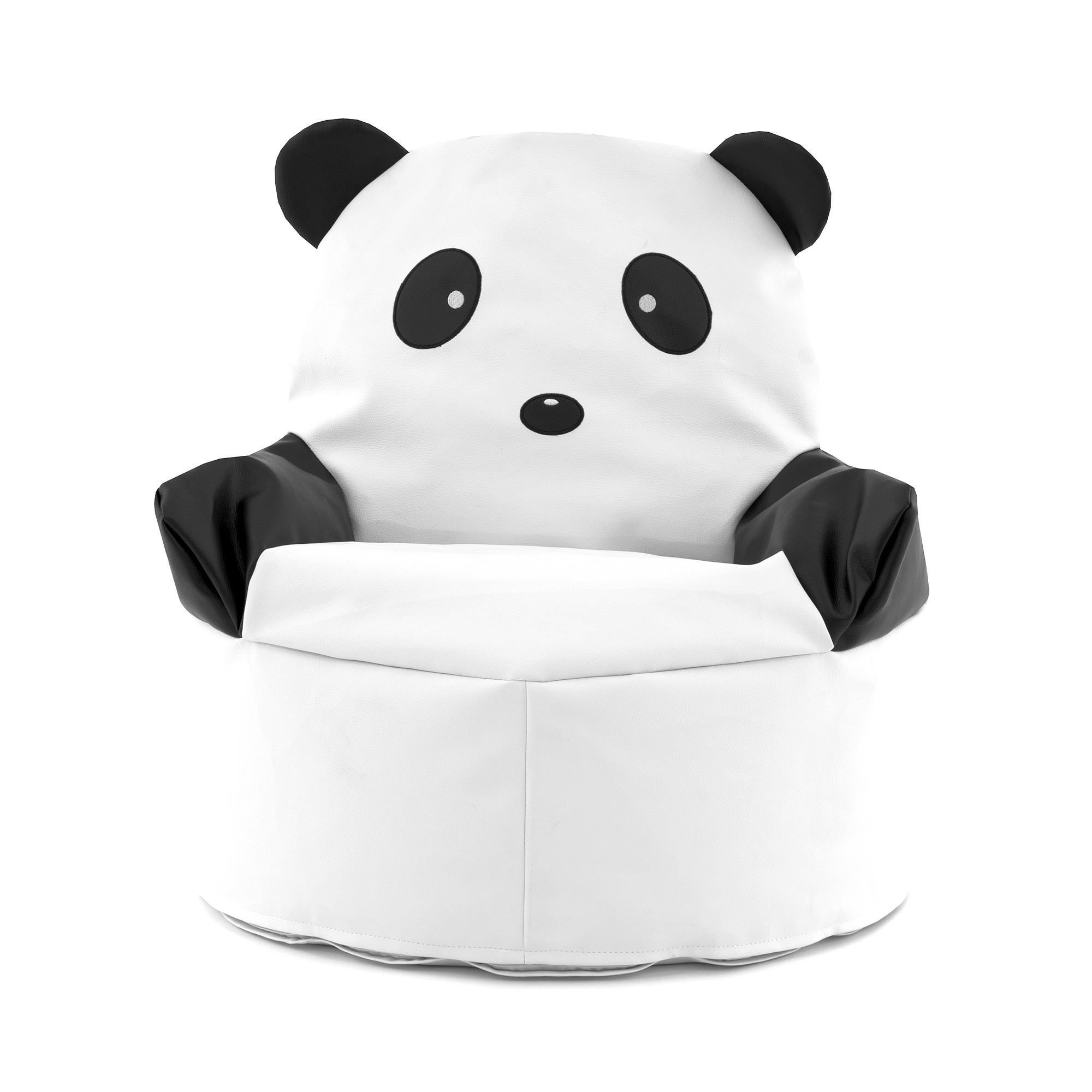 Kids Panda Bean Bag Chair