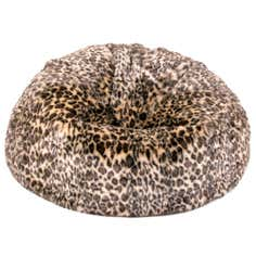 Pure Luxury Faux Fur Bagel