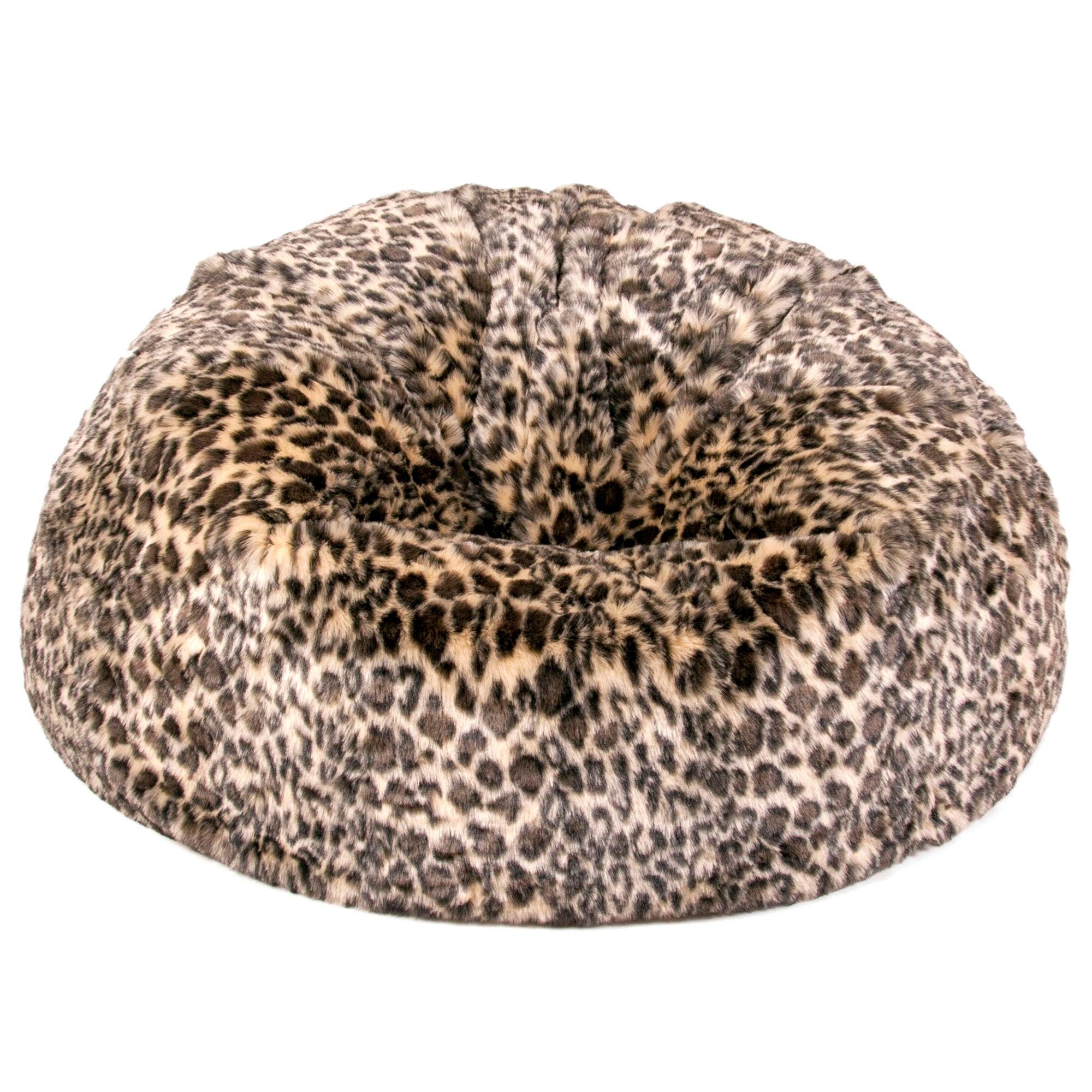 Pure Luxury Faux Fur Bagel