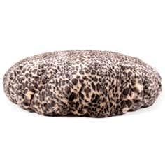 Pure Luxury Faux Fur Large Pod Bean Bag