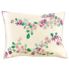 Ribbon Vine Cushion