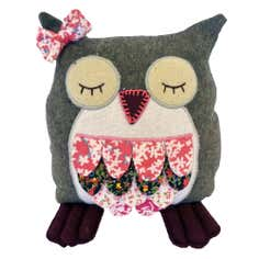 Sleeping Owl Doorstop