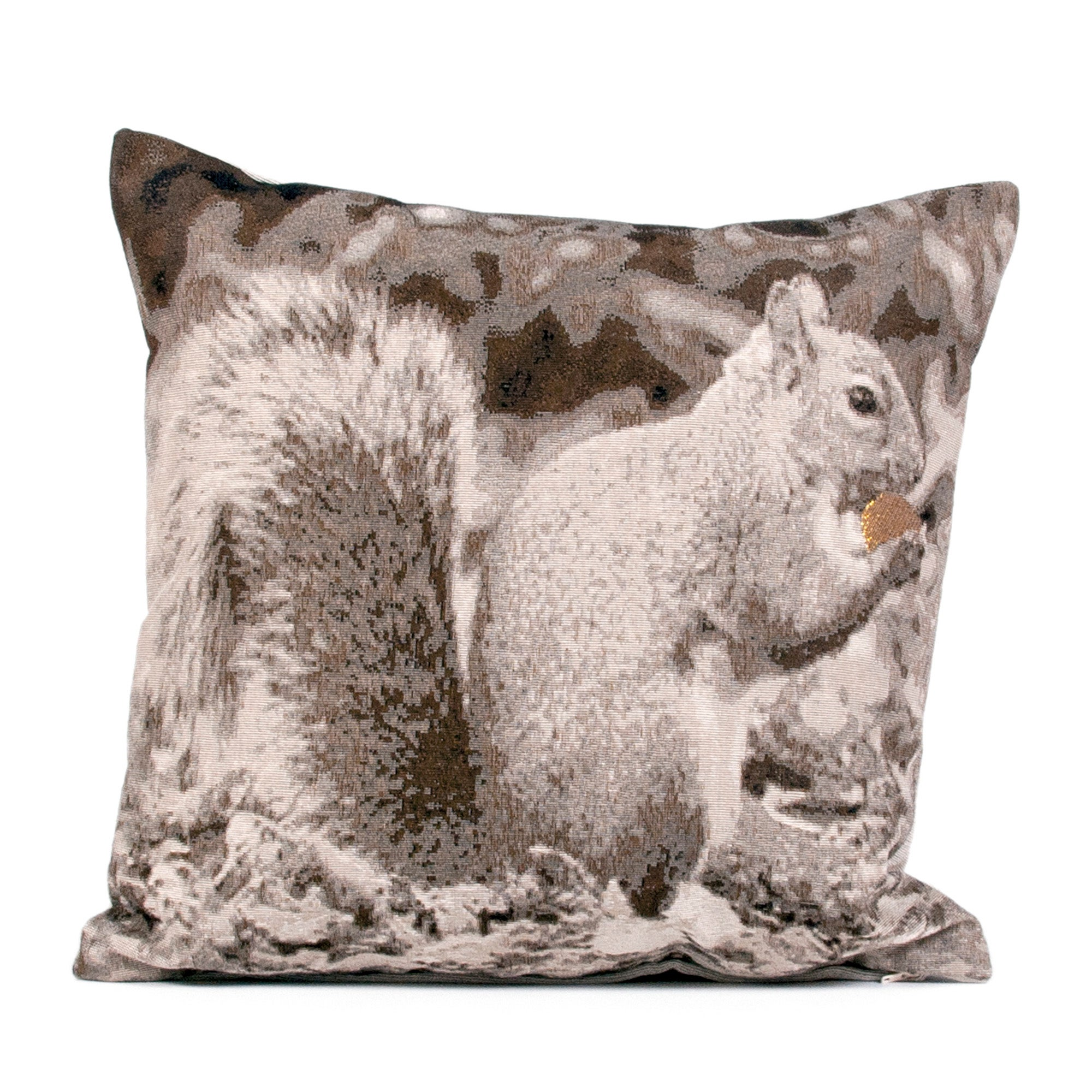 Squirrel Tapestry Cushion