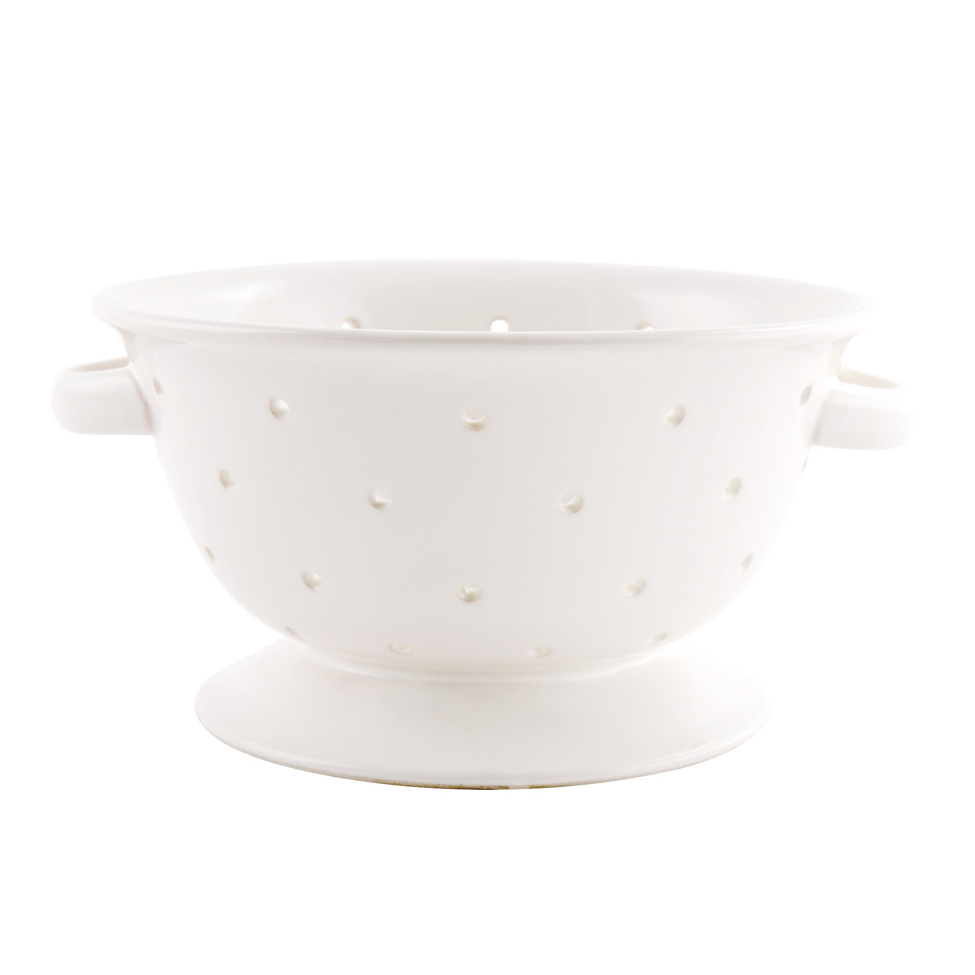 Cream Farmestead Collection Colander
