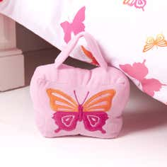 Kids Bright Butterflies Collection Doorstop
