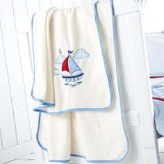 Kids Nautical Nursery Collection Fleece