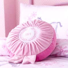 Kids Pink Ponies Collection 3D Cushion
