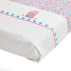 Kids Up and Away Collection Flat and Fitted Sheet