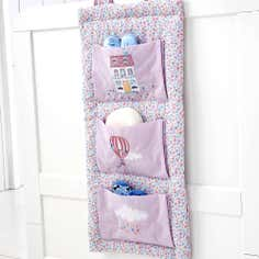 Kids Up and Away Collection Cot Tidy