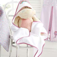 Kids Up and Away Collection Cuddle Robe and Mitt