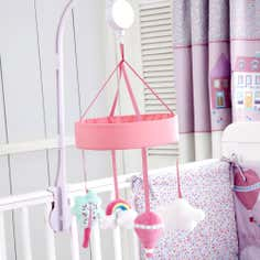 Kids Up and Away Collection Cot Mobile