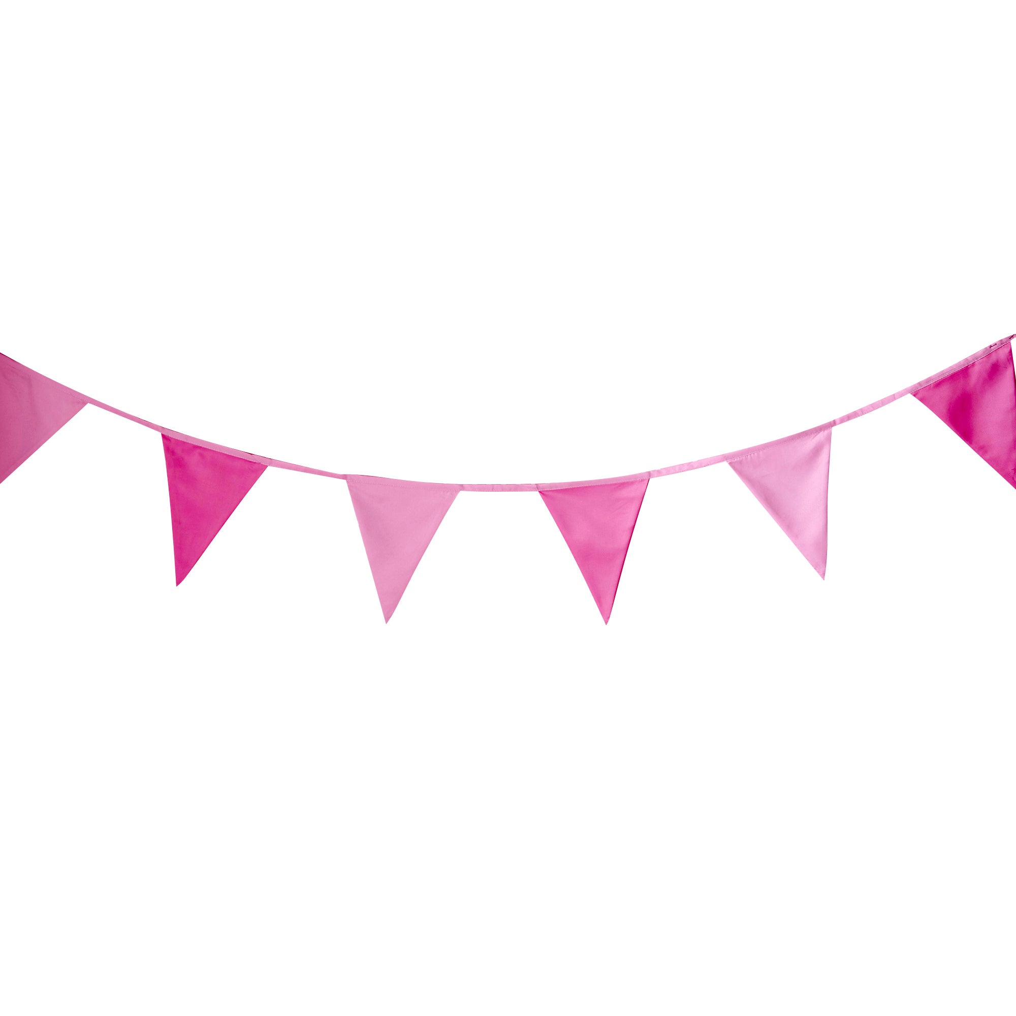 Kids Pink Ponies Collection Bunting