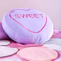 Kids Sweetie Loveheart Collection Cushion