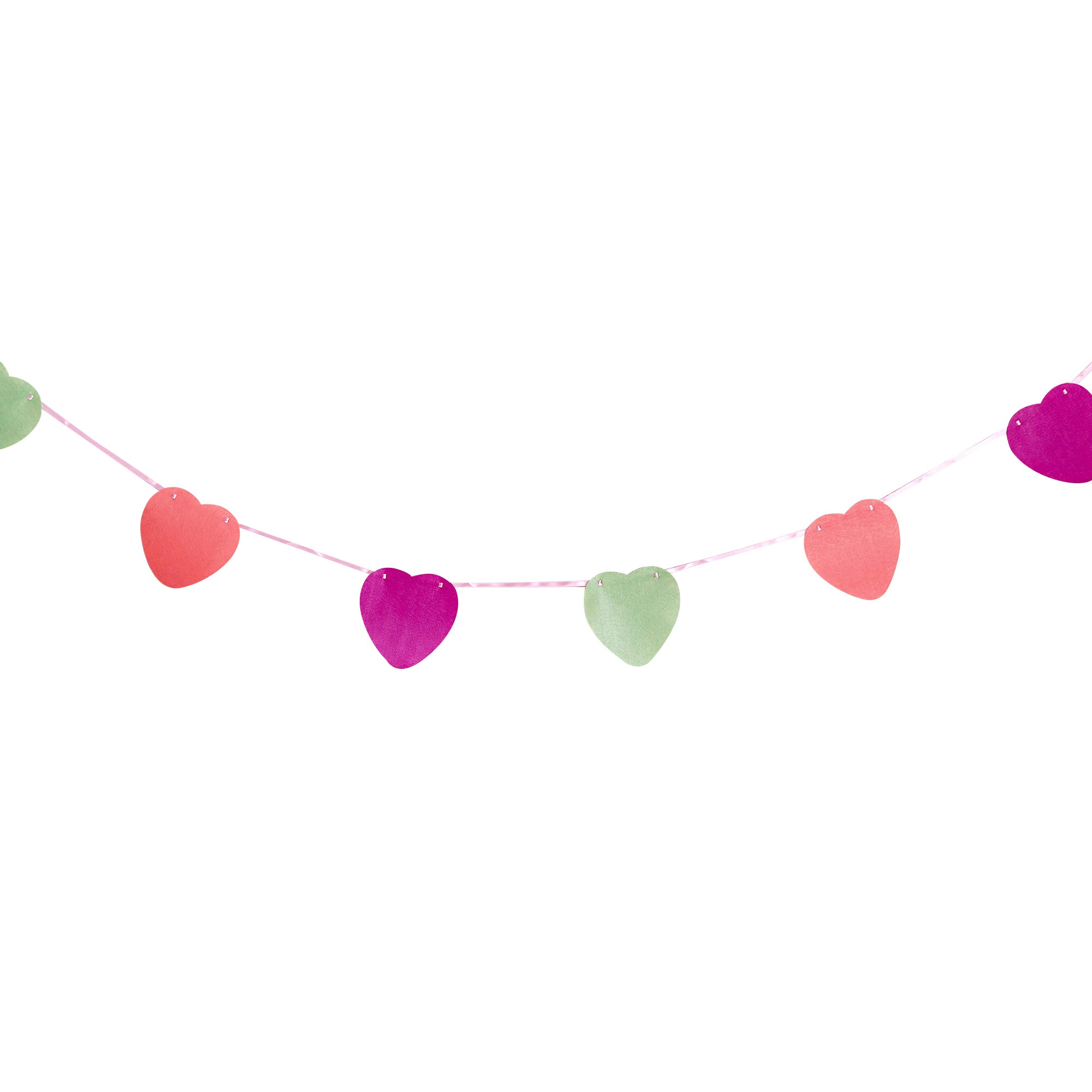 Kids Sweetie Loveheart Collection Bunting