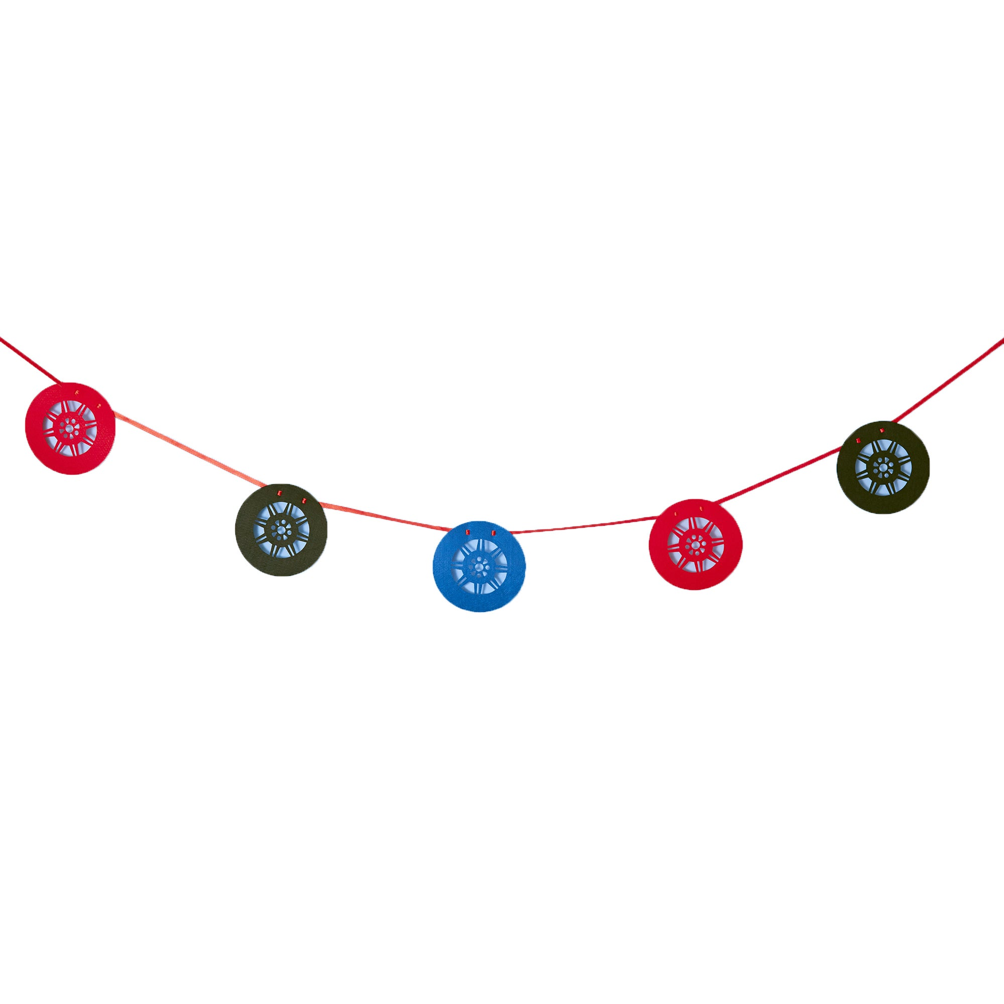 Kids Wacky Wheels Collection Bunting