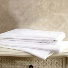 Dorma 1000 Thread Count Collection Egyptian Flat Sheet