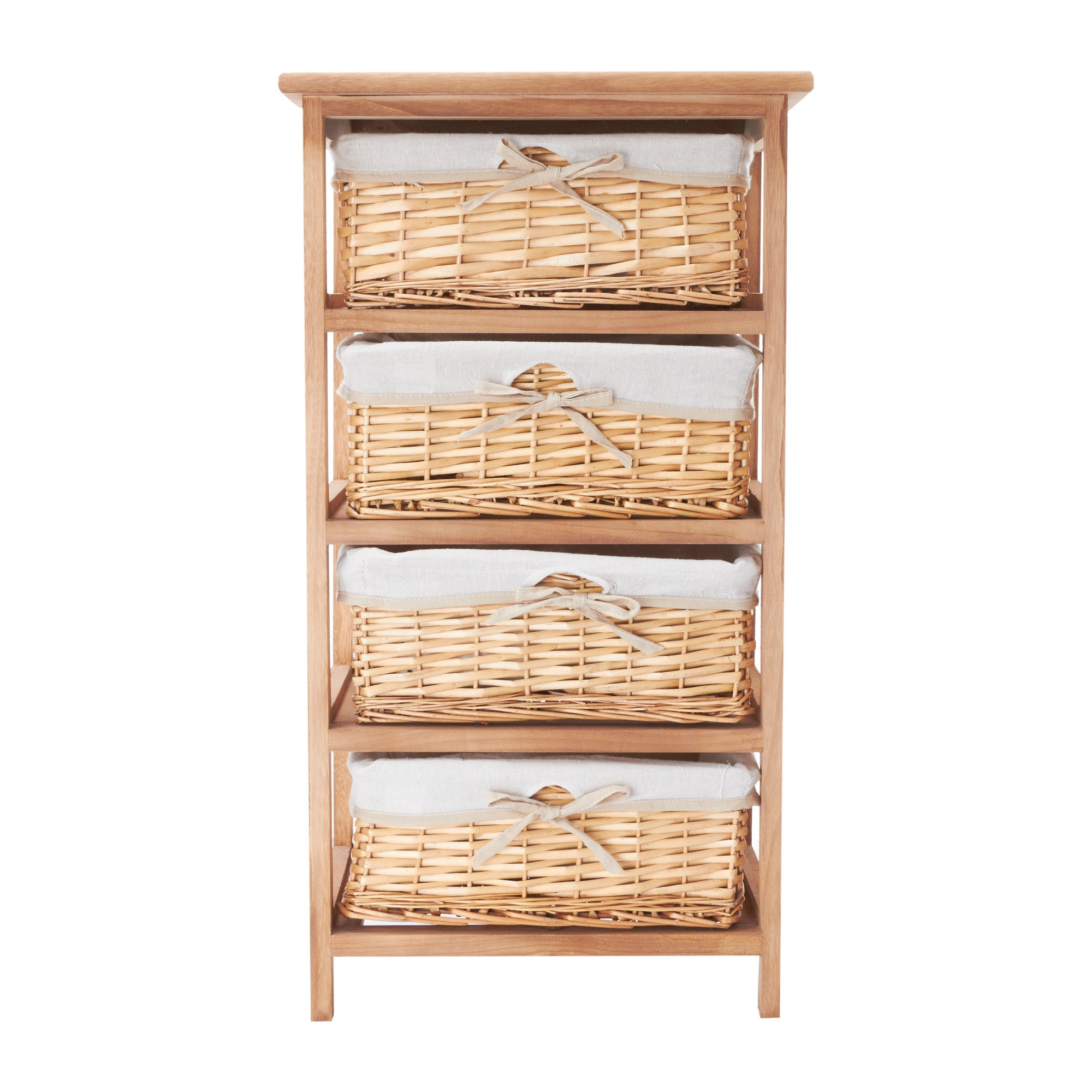 Farmstead Collection Four Drawer Tower