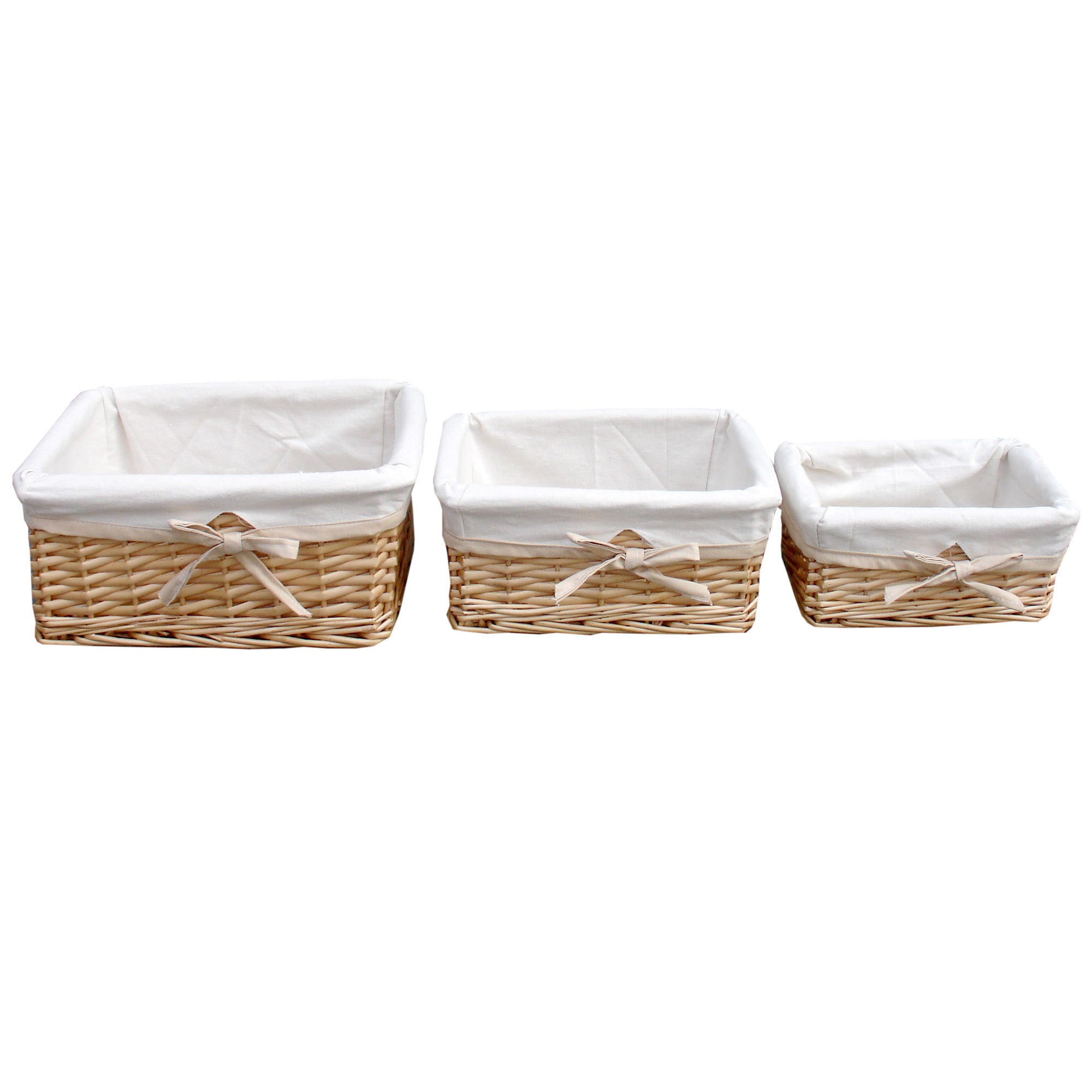 Farmstead Collection Set Of Three Baskets