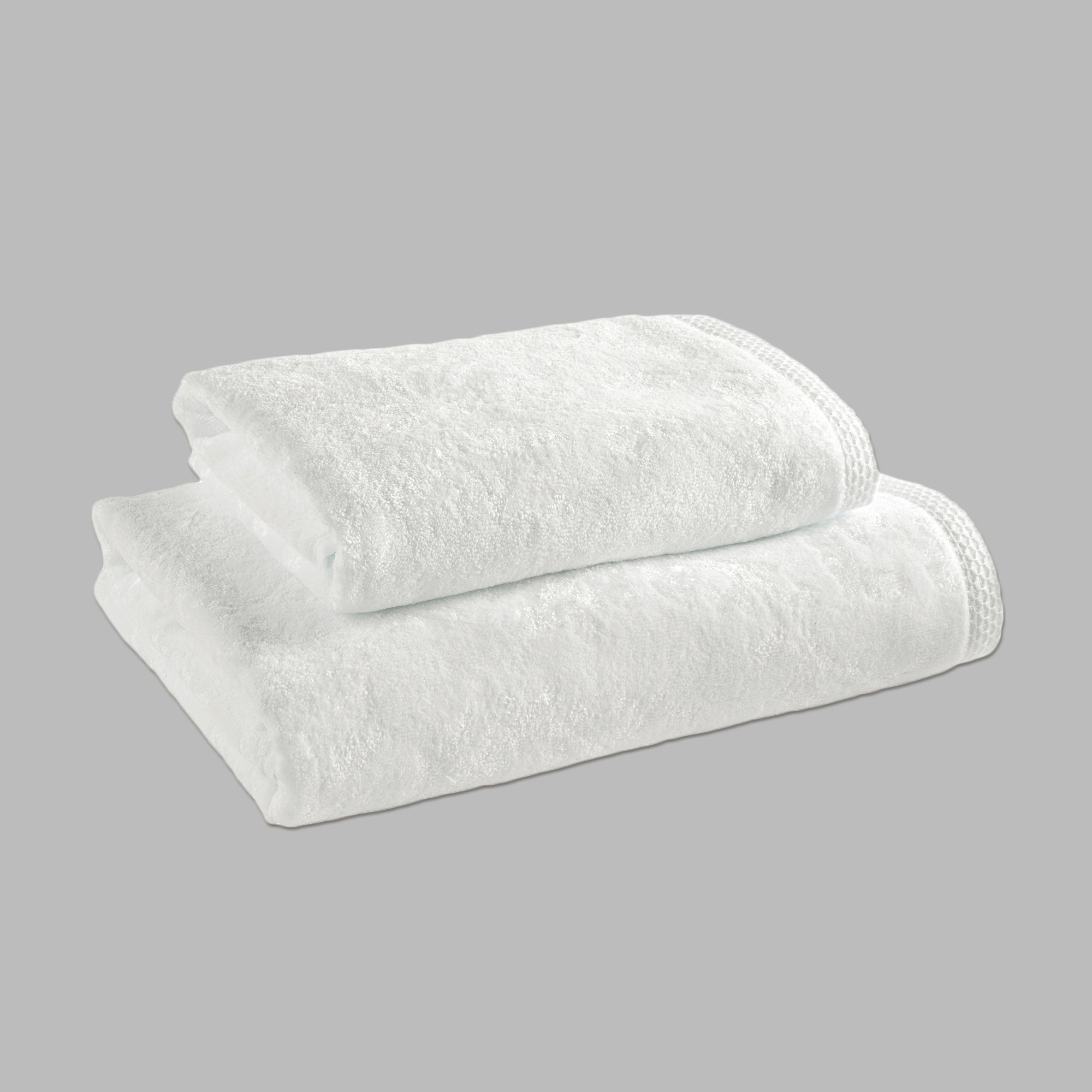 Cream Damask Modal Towel