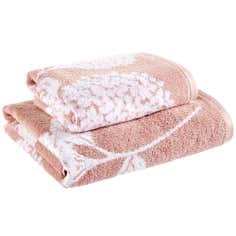 Blush Hydrangea Towel