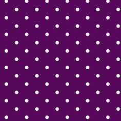 Mauve Dotty PVC Fabric