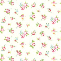 Chintz Rosebud Fabric