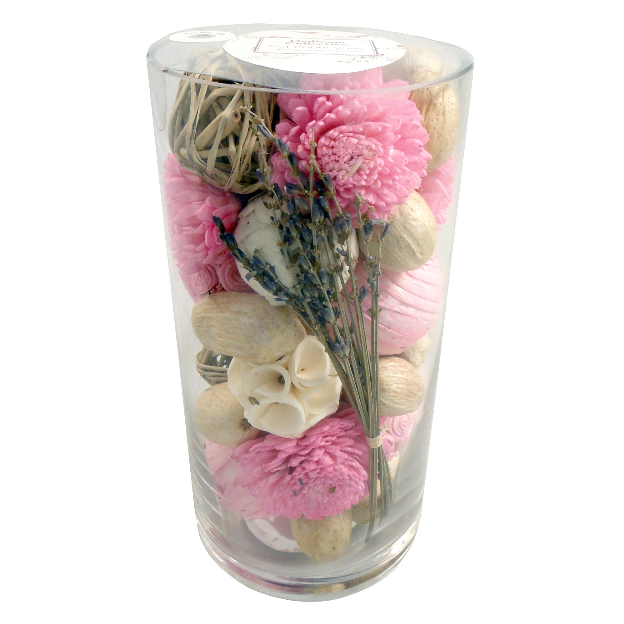 Bedroom Collection Pot Pourri in Vase