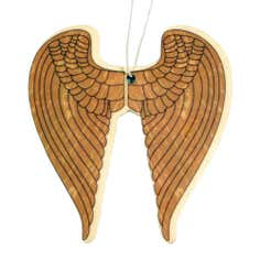 Soft Vanilla Angel Wings Air Freshener