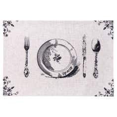 Knife and Fork Placemat