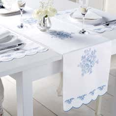 Chateau Blue Collection Vintage Placemat