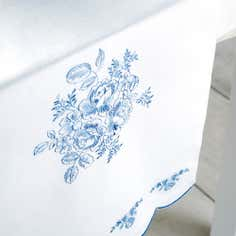 Chateau Blue Vintage Collection Table Runner