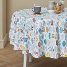 Cosi Skandi PVC Round Tablecloth