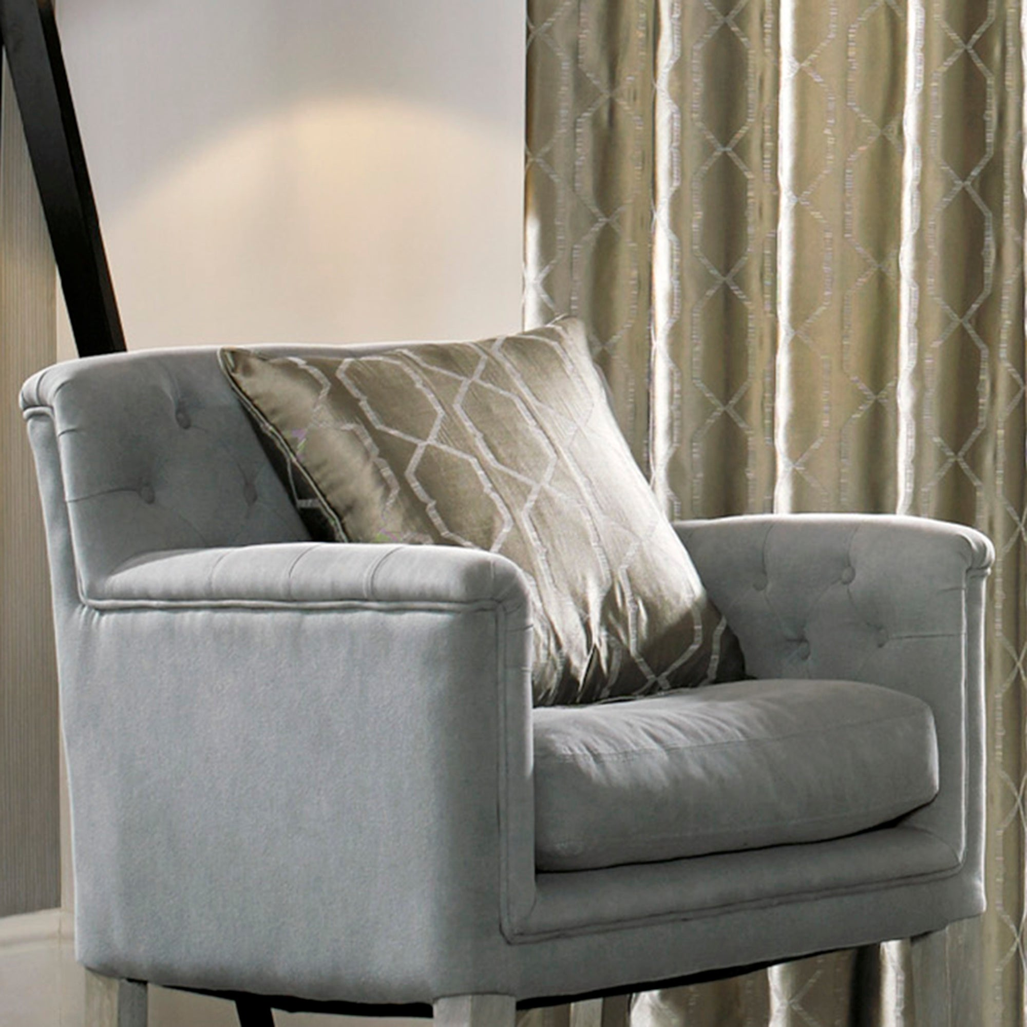 Hotel Mink Lexington Collection Cushion