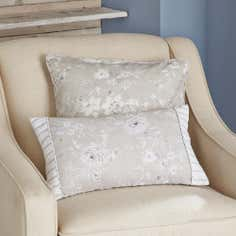 Natural Chateau Collection Square Cushion