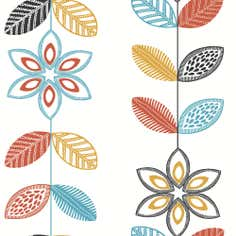 Scandi Spice PVC Fabric