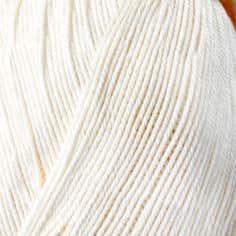 Patons DK 100% Cotton Cream Wool