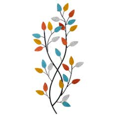 Cosy Skandi Leaf Wall Art