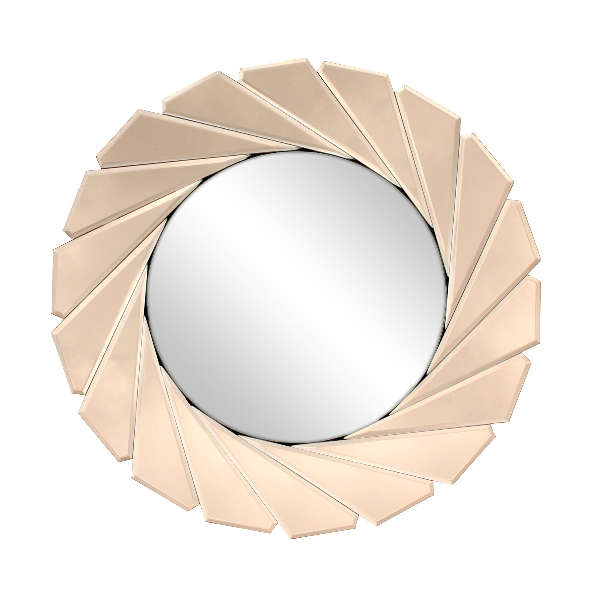 Gold Edge Mirror