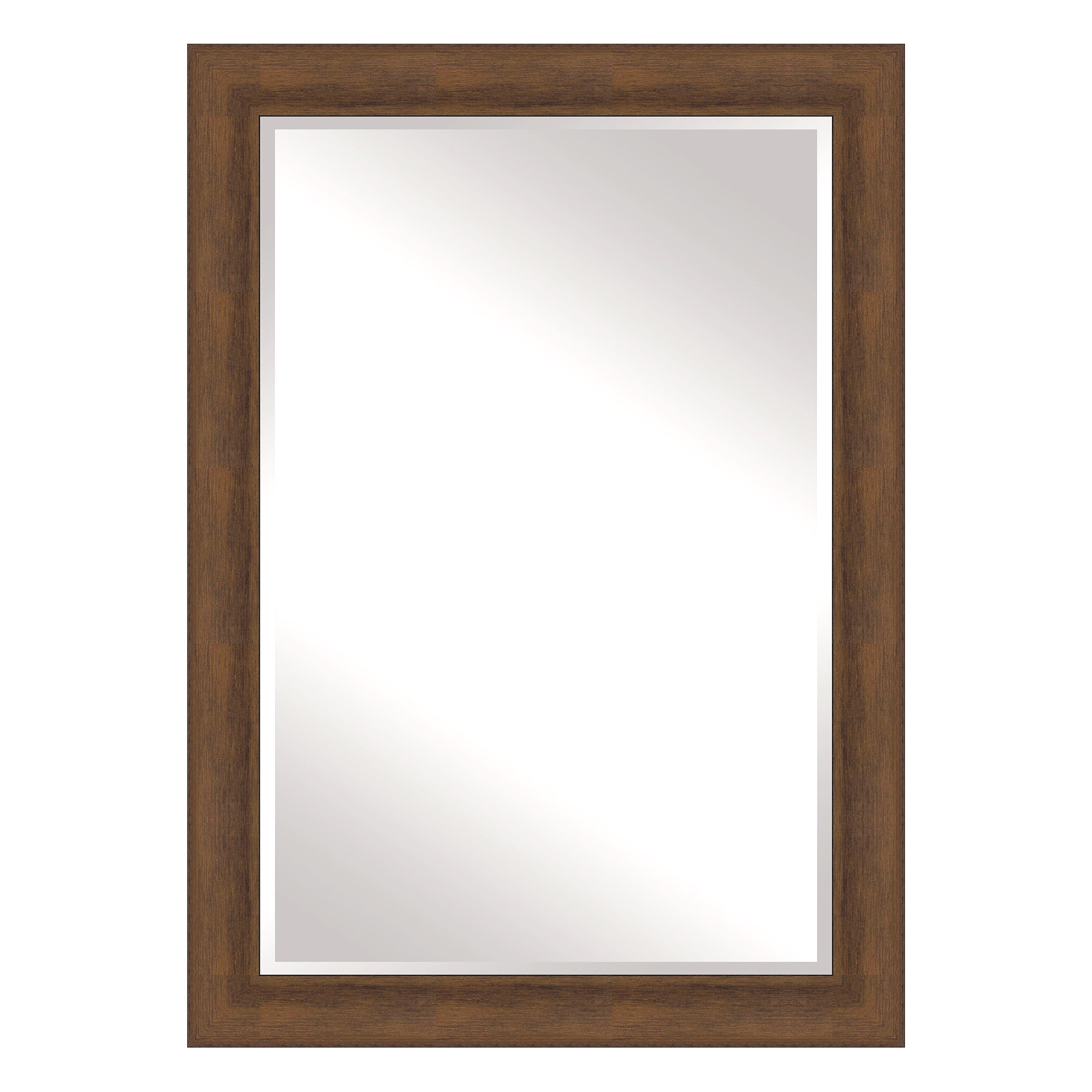 Farmstead Dark Wood Mirror
