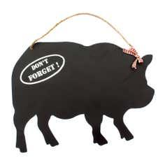 Black Pig Chalkboard