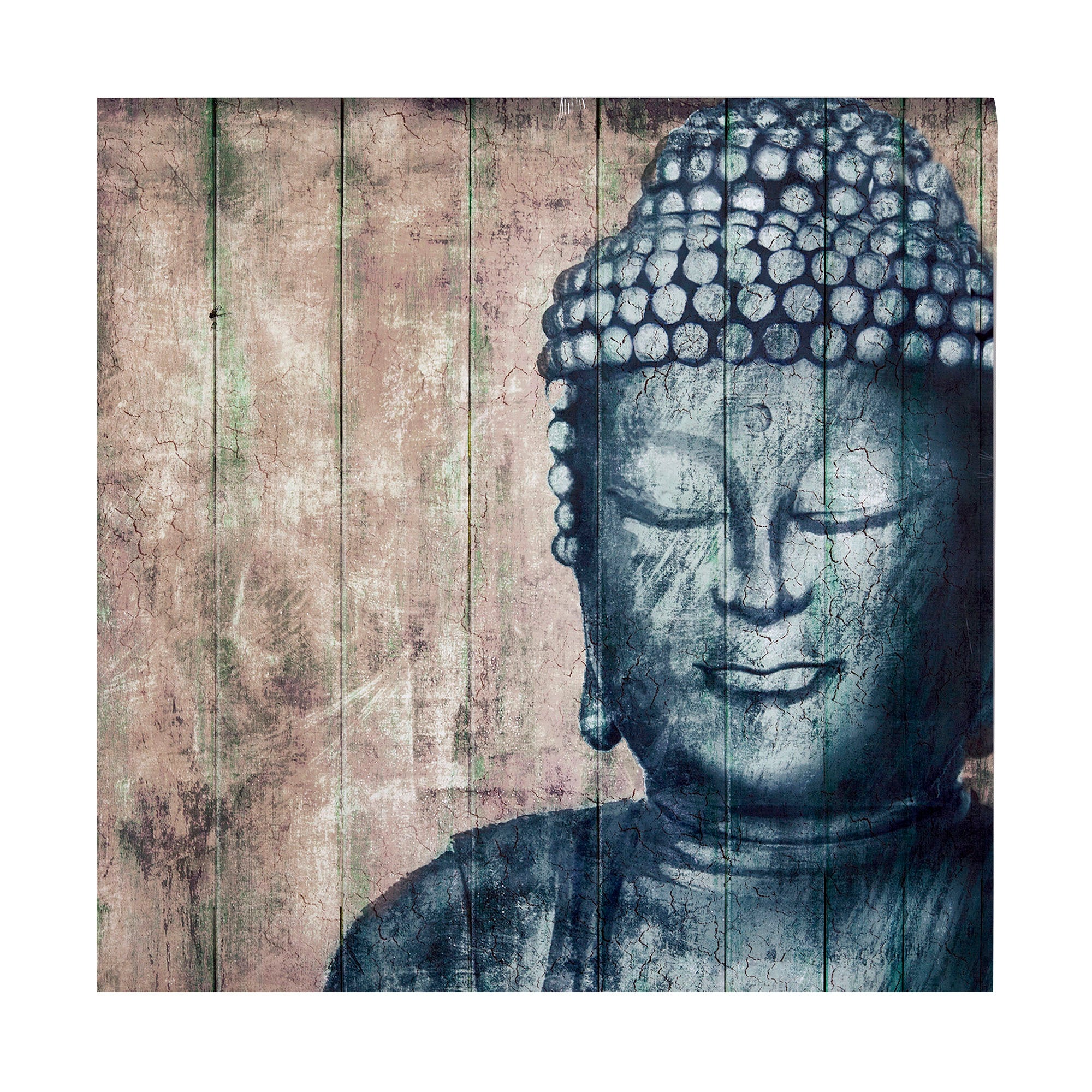 Buddha Printed Canvas