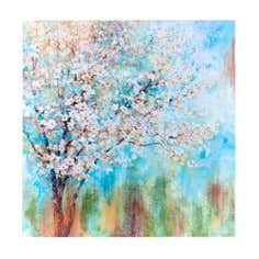 Blossom Printed Canvas