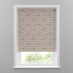 Woodland Fox Blackout Cordless Roller Blind