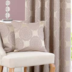 Mauve Chantilly Collection Cushion