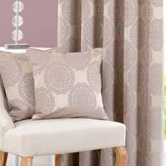 Mauve Chantilly Collection Cushion