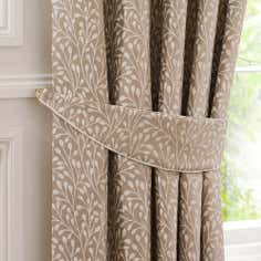 Cream Willow Collection Tiebacks